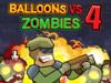 Balloons vs Zombies 4