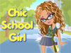 Chic School Girl