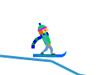 Line Rider Snowboard 2