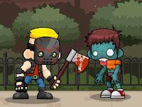 Beat the Zombie!
