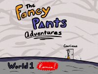 Fancy Pants Adventures: Remix!
