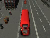 London Bus 3D Parking