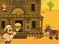 Mad Burger 3: Wild West