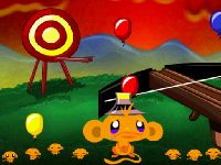 Monkey Go Happy: Balloons