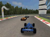 Street Fury 3D Racing Cars
